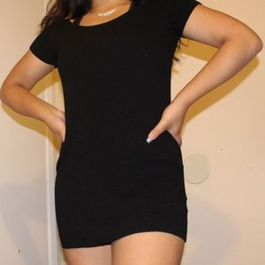 DKNY Black dress size S